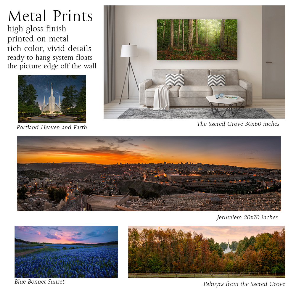 About Metal Prints